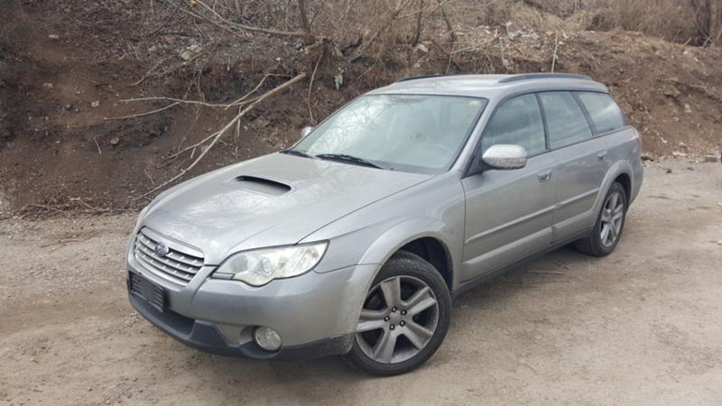 Subaru Legacy 2.0d, снимка 3