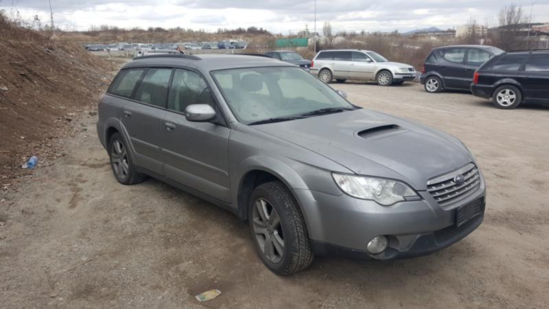 Subaru Legacy 2.0d, снимка 2