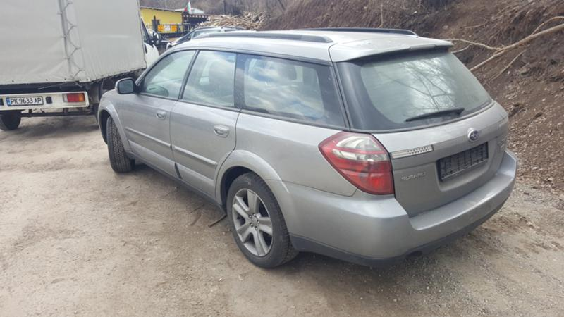 Subaru Legacy 2.0d, снимка 4