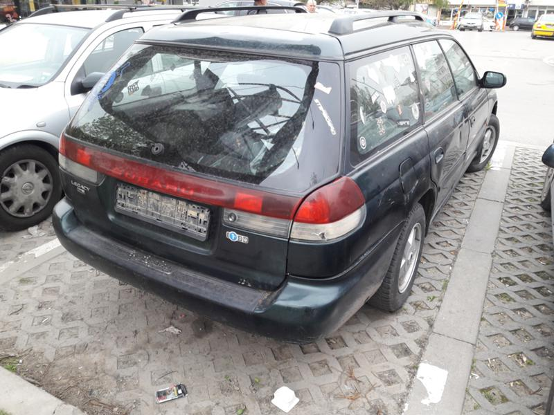 Subaru Legacy 2.0 116к.с., снимка 4