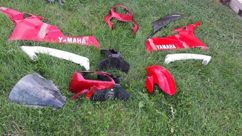 Рама и Каросерия за Yamaha YZF-R6