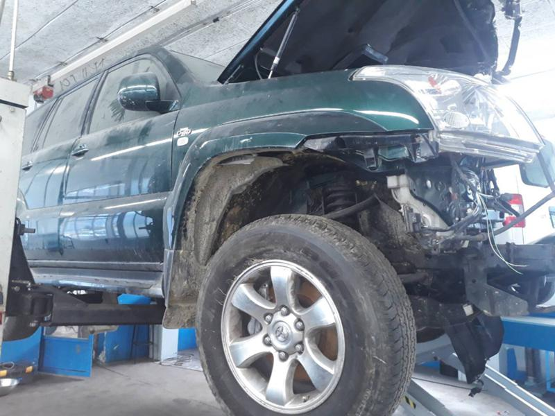 Toyota Land cruiser 3.0d 173ps навигация