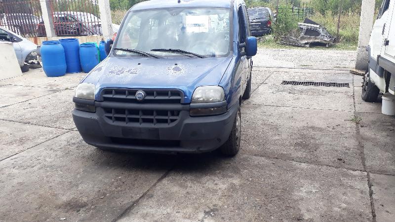 Fiat Doblo 1.9JTD НА ЧАСТИ