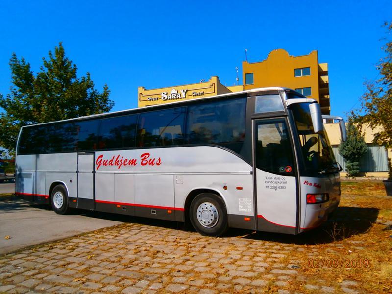 Volvo B10m B12 NOV VNOS