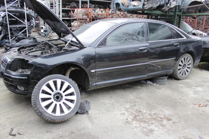 Audi A8 4.0 V8 TDI QUATTRO
