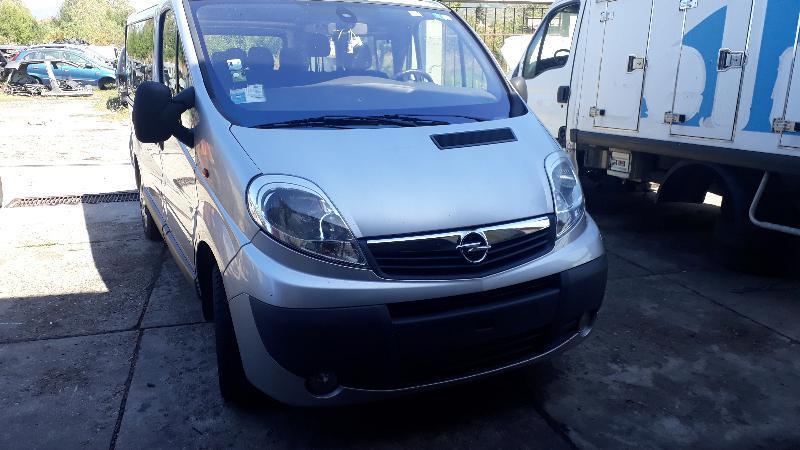 Opel Vivaro 2.0CDTI НА ЧАСТИ