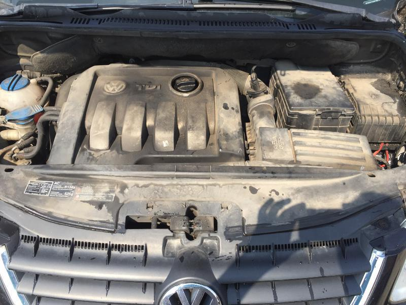 VW Touran 1.9 tdi 6 скорости тим мотор: BKC, снимка 11