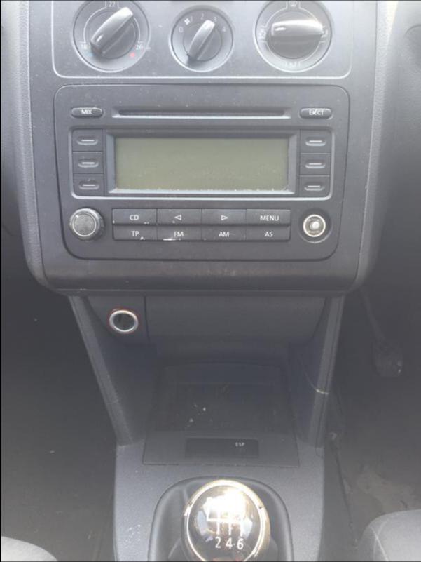 VW Touran 1.9 tdi 6 скорости тим мотор: BKC, снимка 10