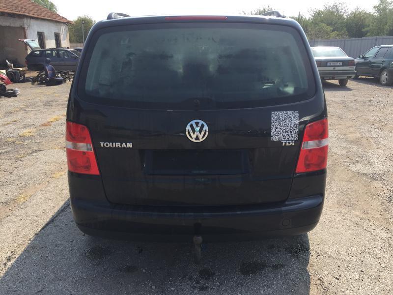 VW Touran 1.9 tdi 6 скорости тим мотор: BKC, снимка 4