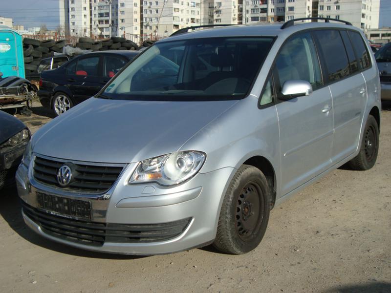 VW Touran 1.9TDI BLS