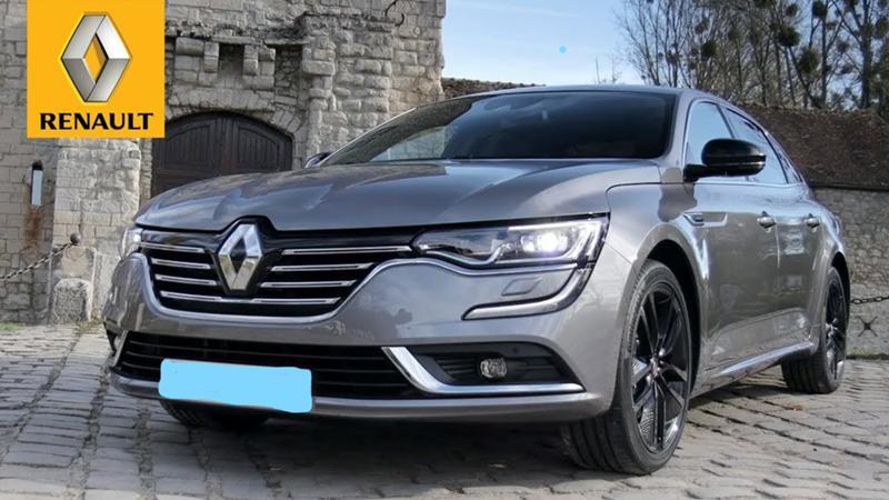 Renault Talisman 1.6 TURBO