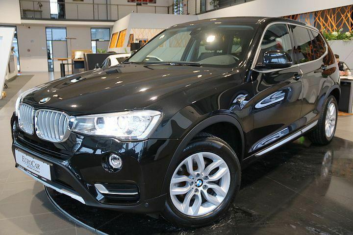 BMW X3 2.0 3.0d