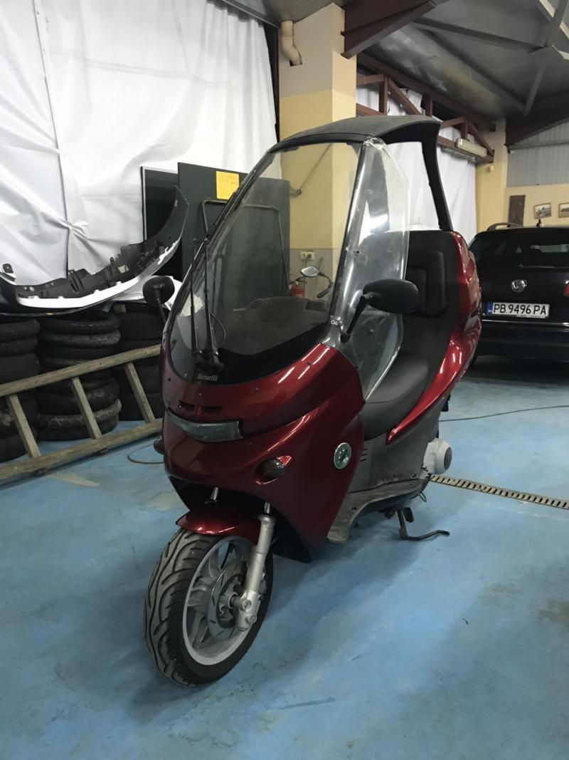Benelli 250 Adiva
