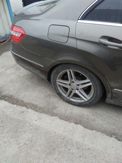 Mercedes-Benz E 250 4matik