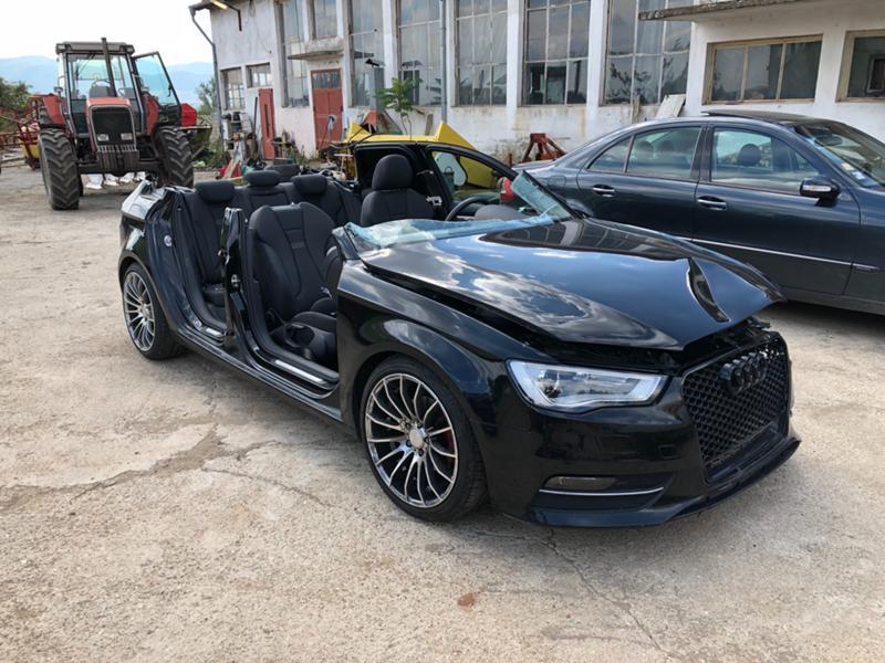 Audi A3 8V 2.0tdi 150ks quattro