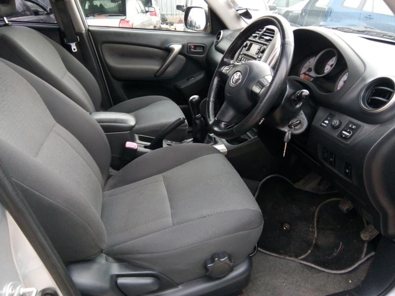 Toyota Rav4 2.0D4D-НА ЧАСТИ, снимка 9