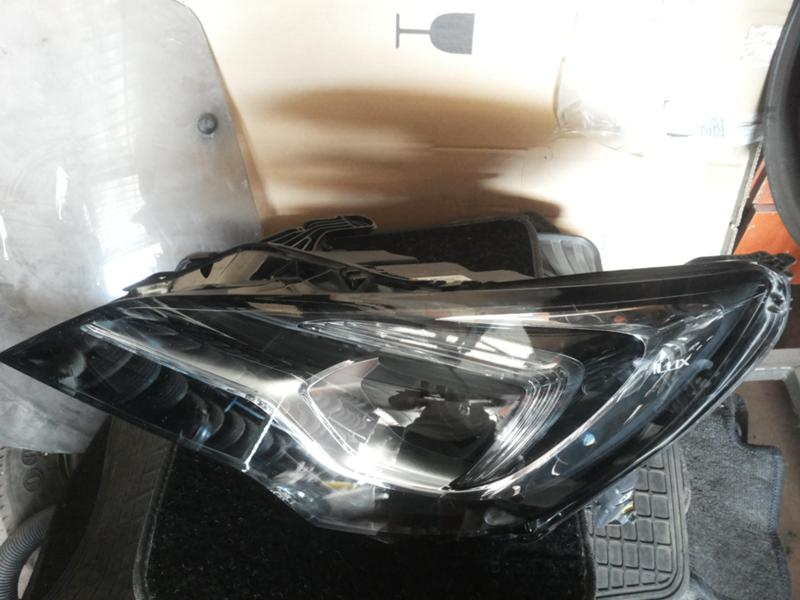 Светлини за Opel Astra
