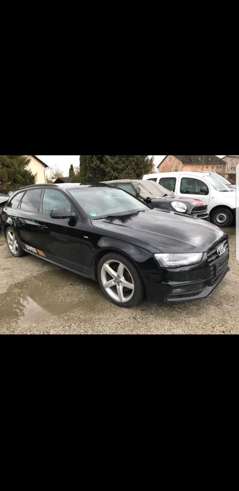Audi A4 1.8 tfsi 2.0d 3.0d На части
