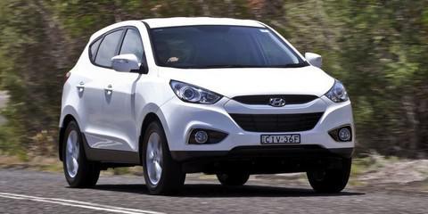 Hyundai IX35 2.0 i