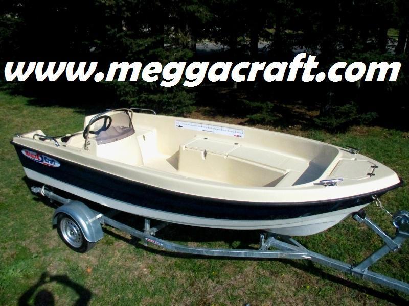 Лодка Собствено производство MEGGACRAFT 430 C