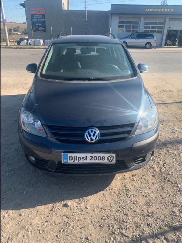 VW Golf Plus 1,9 BLS 6 скорости НА ЧАСТИ