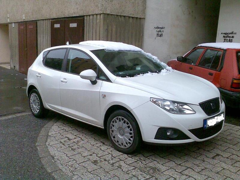 Seat Ibiza 1.2! 12V