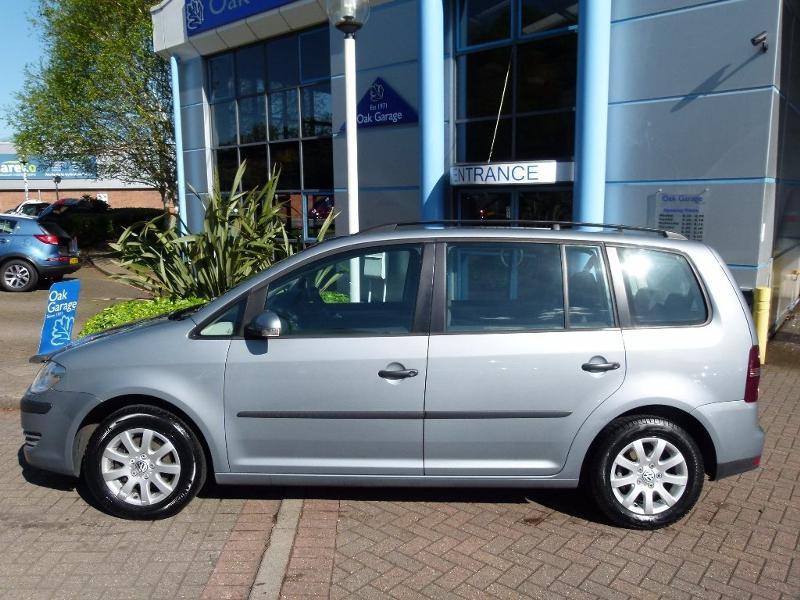 VW Touran фейс