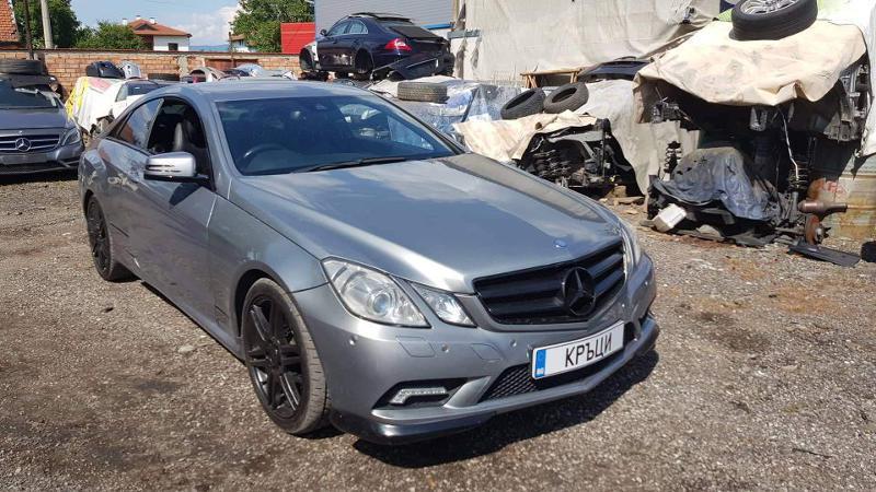 Mercedes-Benz E 350 W207 CDI AMG, снимка 2