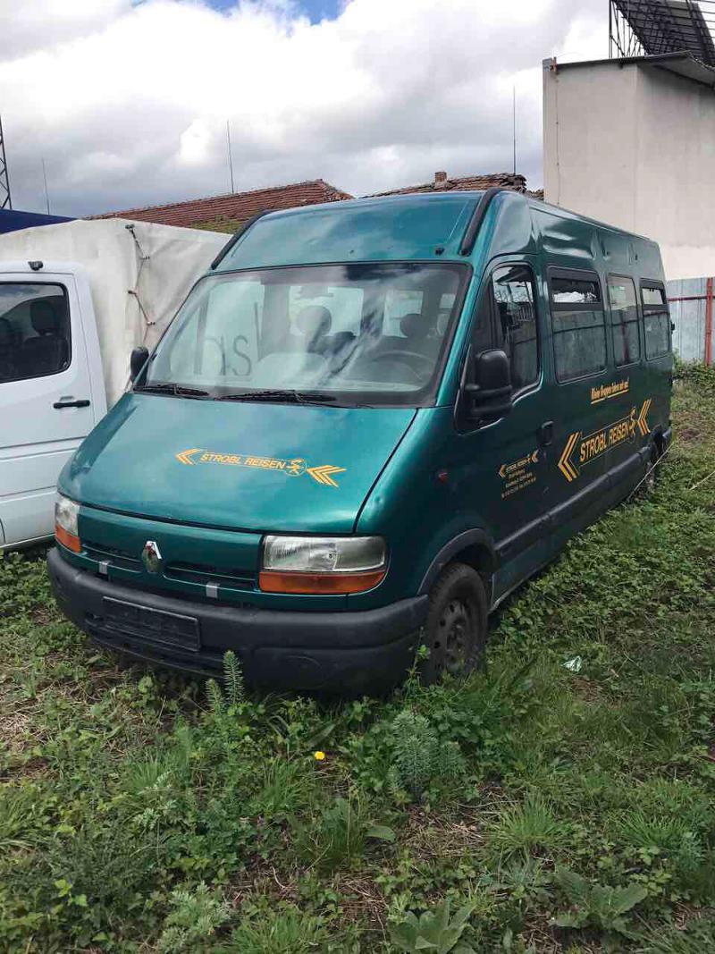 Renault Master 2.8 TDI