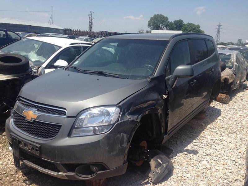Chevrolet Orlando 2.0CDTI
