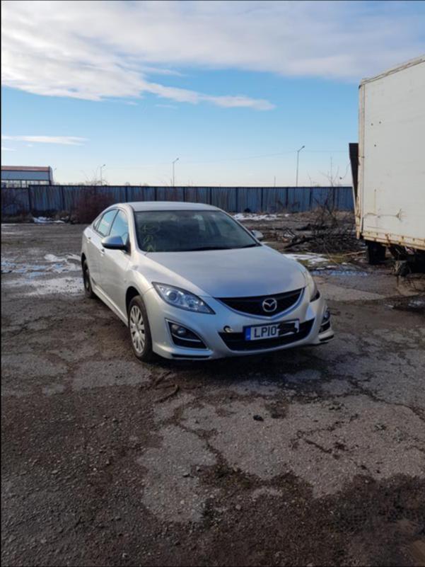 Mazda 6 2.2, снимка 1