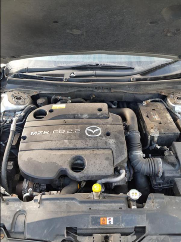 Mazda 6 2.2, снимка 3