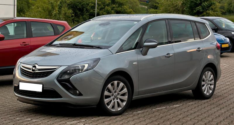 Opel Zafira 2.0TDCI