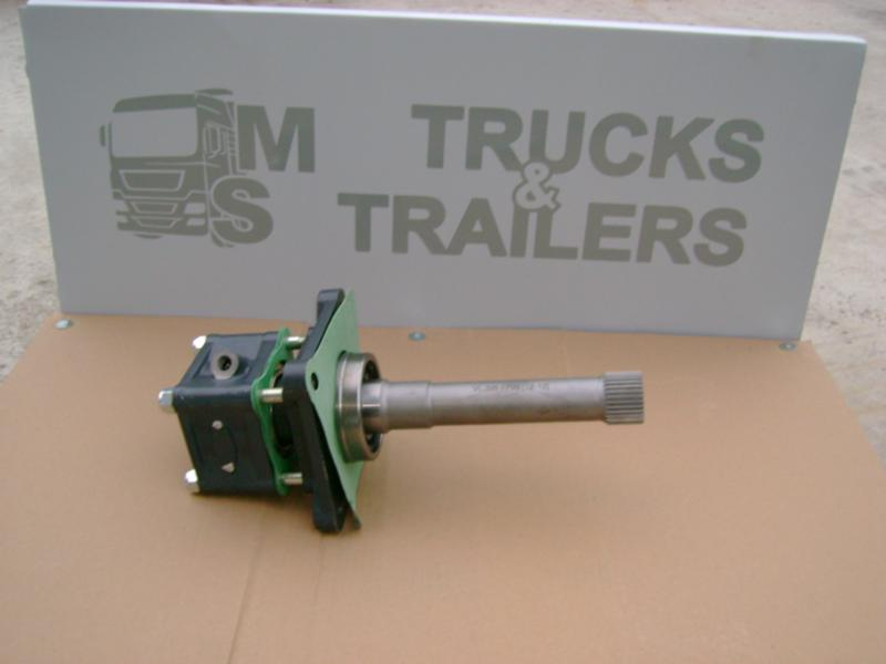 Хидравлична система за Scania R 420