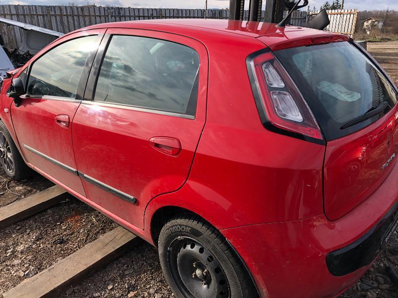 Fiat Punto 1.2i EVO