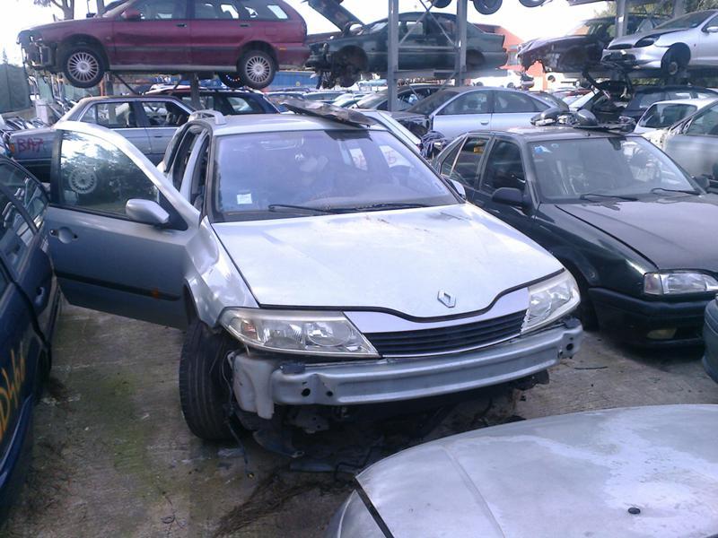 Светлини за Renault Laguna