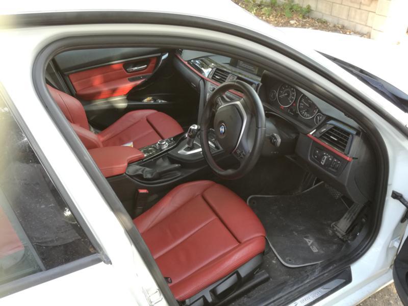 BMW 320 i f30, снимка 9