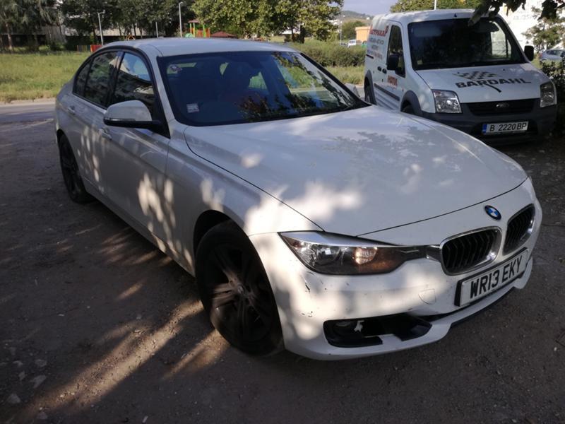 BMW 320 i f30, снимка 2