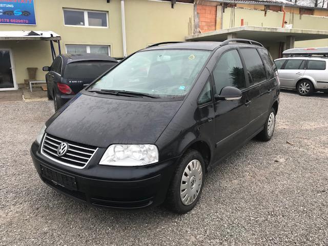 VW Sharan  1.9 131kc ADM