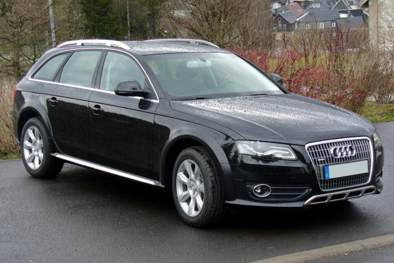 Audi Allroad А4