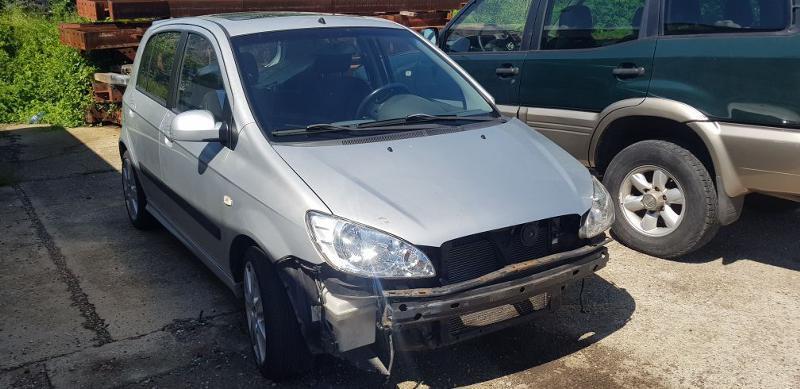Hyundai Getz 1.6i ШВЕЙЦАРИЯ