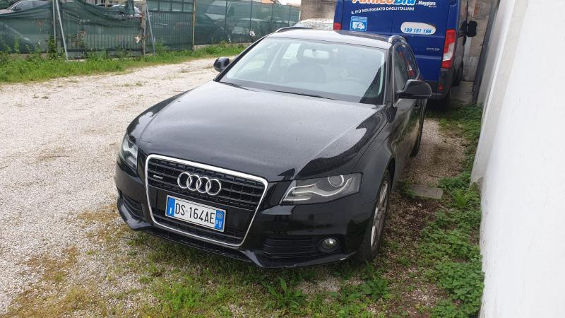 Audi A4 3.0 4x4 НА ЧАСТИ
