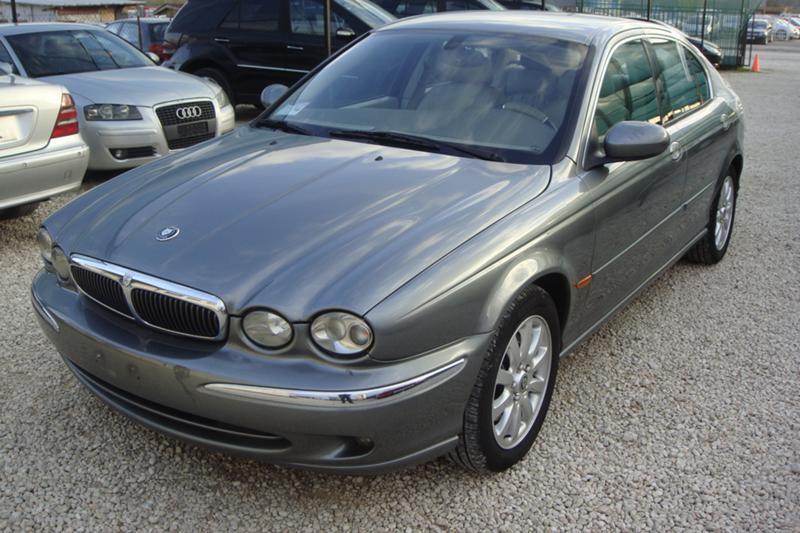 Jaguar X-type 2.5i - 196к.с. 4X4