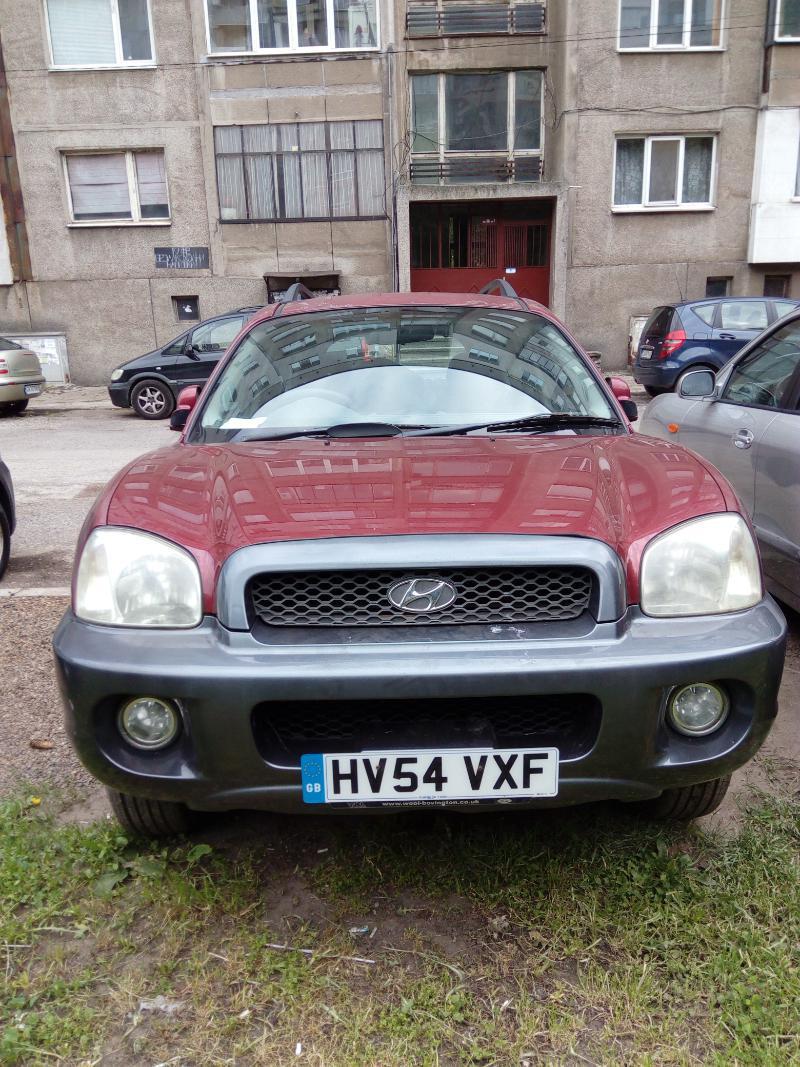 Hyundai Santa fe GSI