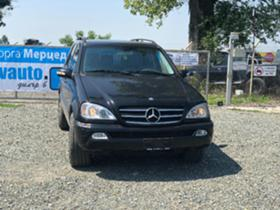 Mercedes-Benz ML 400 V8 дизел на части