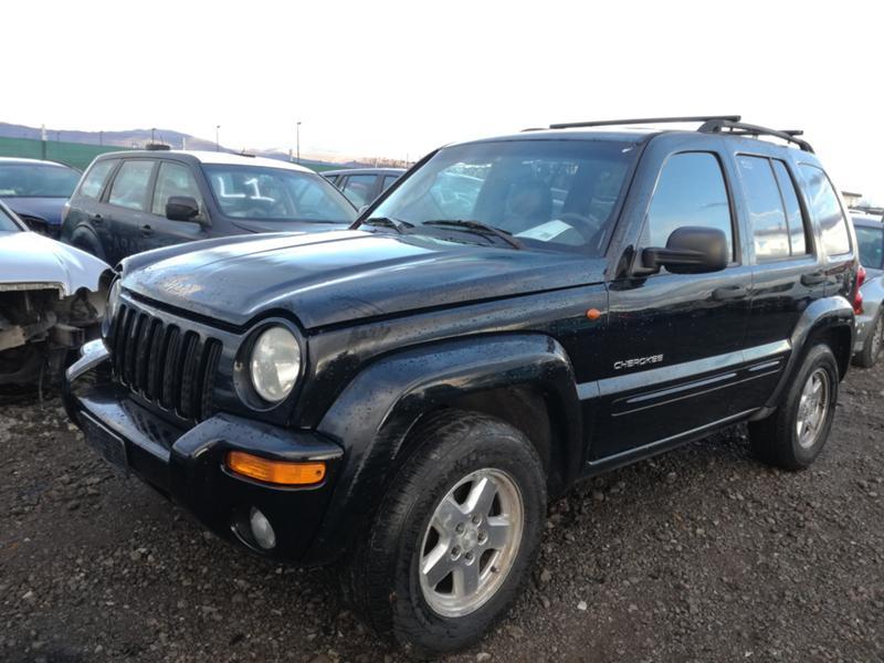 Jeep Cherokee 2.5CRDI