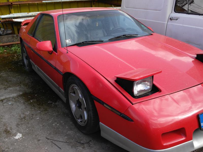 Pontiac Fiero 2.8GT V6