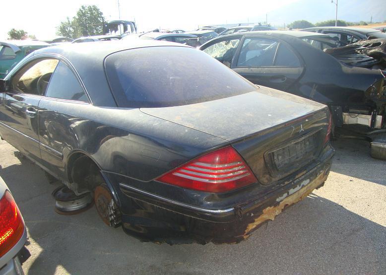 Mercedes-Benz CL 55 AMG-НА ЧАСТИ