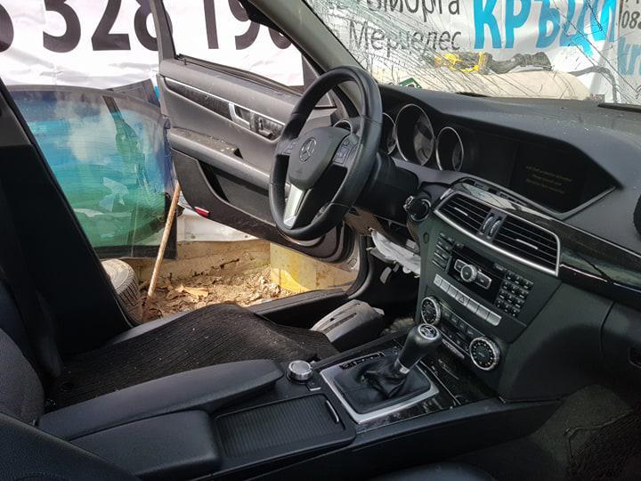 Mercedes-Benz C 350 4 matic AMG, снимка 6