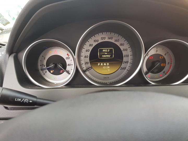 Mercedes-Benz C 350 4 matic AMG, снимка 5